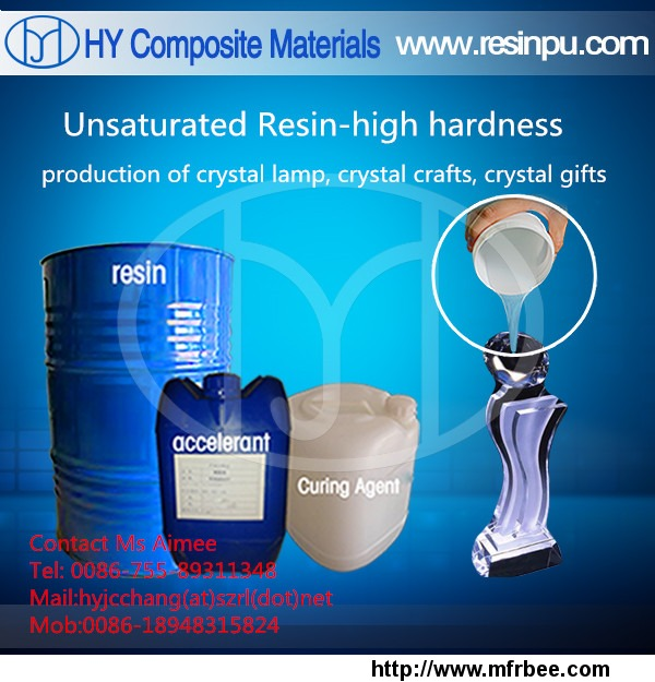 hy103_high_hardness_unsaturated_resin