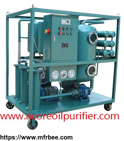 waste_hydraulic_oil_filtration_machine