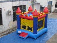 Cheap inflatable jumping castle, used bounce houses party jumpers, commercial inflatable bounce house for kids