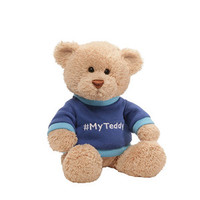 more images of Custom 20cm teddy bear in T-shirt customize teddy bears with logo