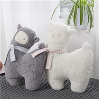 High Quality Custom lovely for Plush Toy Fashion Alpaca Plush Toy