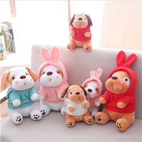 Wholesale Custom Stuffed Animal Toy Small Size Plush Dog Toys Promotional Gift dog Toy