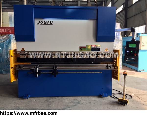 Hydraulic Bending Machine with E21 Control System