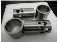 Tungsten carbide sleeves in the oil industry