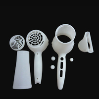 High polish surface rapid prototypes SLA SLS 3D printing services