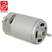 12/24v dc motor rs-550 for rickshaw