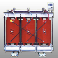 SC(B) Type 10kv Series Resin Insultation Dry-Type Transformer