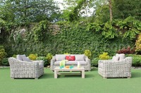 more images of Outdoor Modern Conversation Set SIGMA Wicker RASF-125