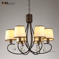 Hot sell unique design European antique brass antler For living room dining room crystal chandeliers