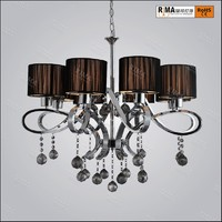 more images of wrought iron chandelier lights with crystal interior decoration hanging chandelier pendant light