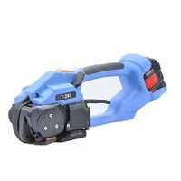Electric battery operate combo Plastic Strapping tool