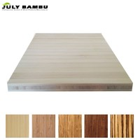 more images of 4' x 8' Laminated Bamboo Wood Boards for Covering Table top For Sale