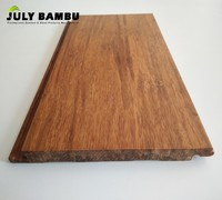 1/2'' Solid Woven Bamboo Flooring Vietnam For Sale