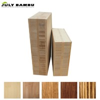 4 by 8 Solid Bamboo Panels for Kitchen Cabinets, 20mm Solid Bamboo timber