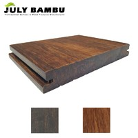 Strand Woven Bamboo Decking factory price, 20mm Outdoor Bamboo Flooring