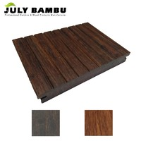 China Supply Best Selling Cheap Outdoor Bamboo Woven Decking For Sale