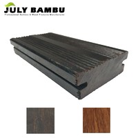 Factory Price Strand Bamboo outdoor decking for Sale, Composite Decking Board
