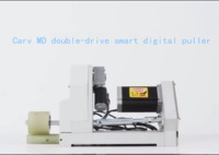 Carv large torque MD double-drive smart digital puller,accessory for sewing machine with the professional-grade autonomous control system