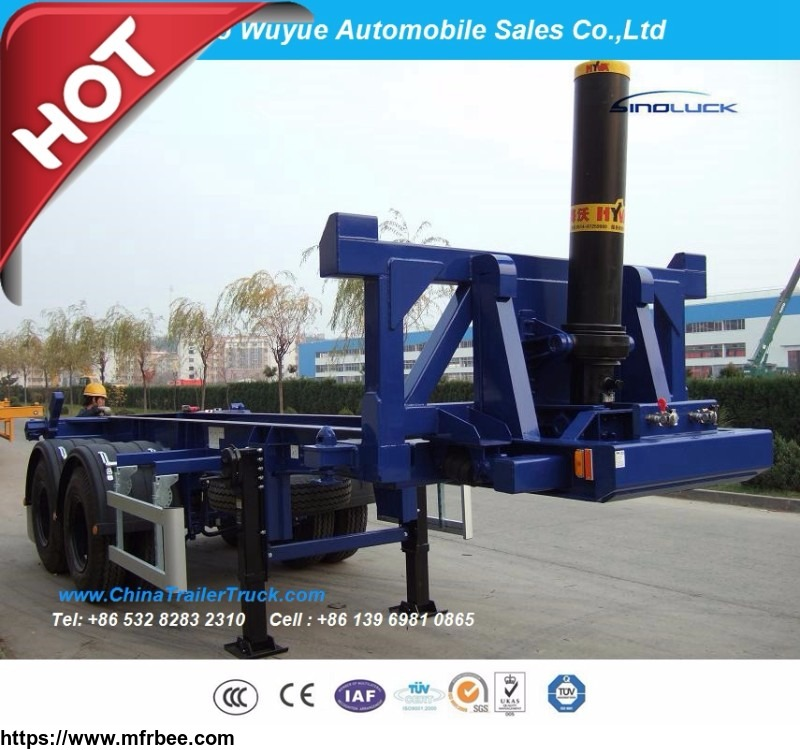2_axle_20ft_tipping_chassis_or_25ton_container_tipper_semitrailer