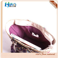 more images of HIFA HFYP-255 New Style Fancy Lady Natural Straw Bag
