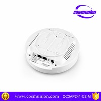 Hotselling 300Mbps wireless ap ceiling ap for hotel and home cover 6 rooms