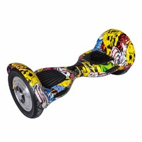 New 10 inch big wheel hoverboard electric skateboard fast scooter