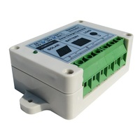 15A PWM Solar Panel Charge Controller for 12V/24V Battery