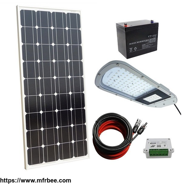 40w_12v_completed_led_solar_street_lighting_system_for_outdoor_yard_garden