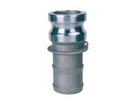 Stainless steel Cam and Groove Coupling (Type E)