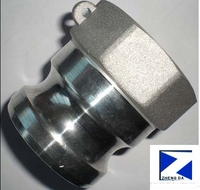 Stainless steel Cam and Groove Coupling /Hose Coupling Accessories (Type A)