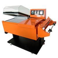 2-in-1 thermal shrink packing machine with CE