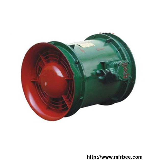 ybt_mining_explosion_proof_axial_fan_with_ma