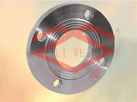 flat welding flange and groove flange