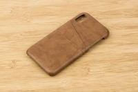 Wholesale leather mobile phone cases for iphone x,Best price leather mobile phone cases for iphone x with card holder