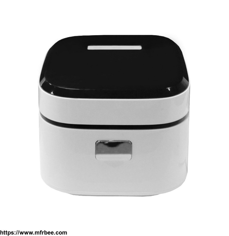 2.5L Ball-shape Inner Pot White 3D Heating Toch Control Rice Cooker