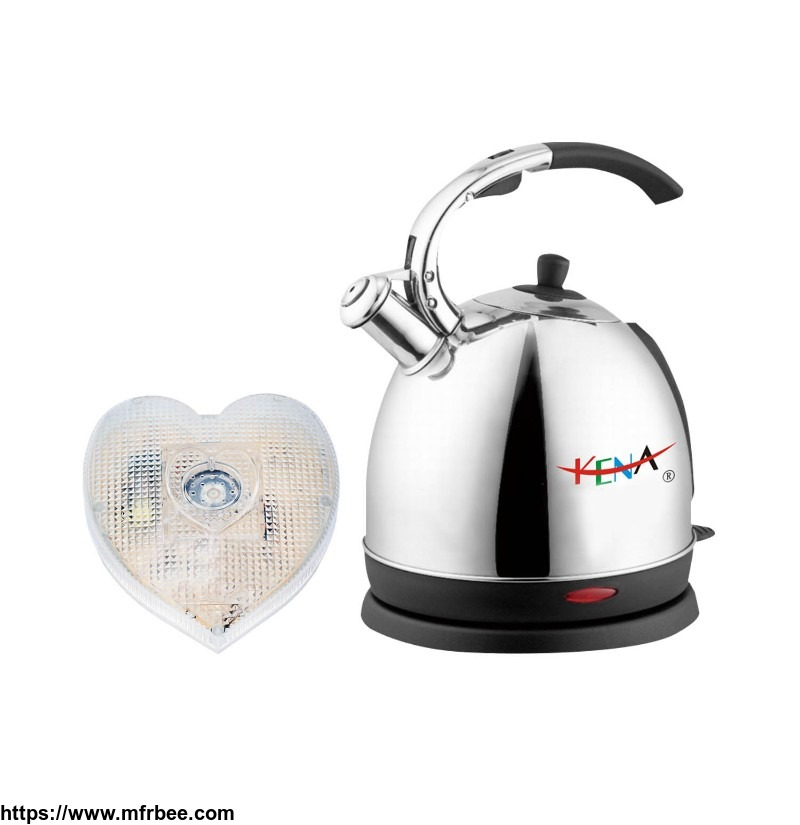 4L Stainless Steel Electric Kettle