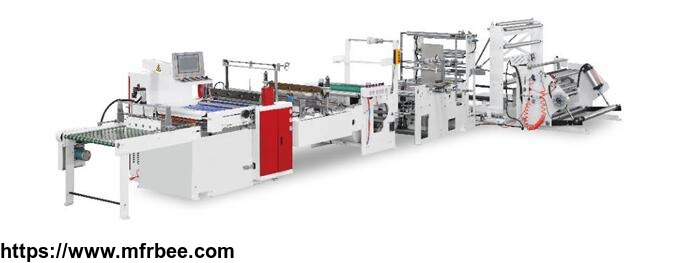 Supply of heat-sealing and hot-cutting bag making machine