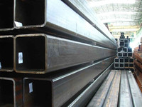 Hot dip galvanized steel pipe and tube