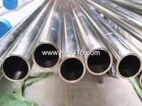 304/304L Thin wall thickness stainless steel press fit pipe manufacturer