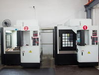 more images of CNC miller machine manufacturing and processing products