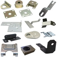 Progressive mold sheet metal fabrication stamping parts