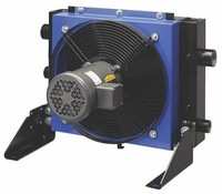 Air or Oil Combi-cooler for air compressors