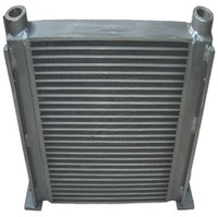 Hydraulic Oil Coolers with high thermal performance