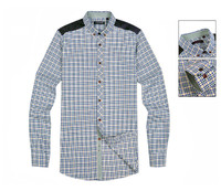 more images of polyester flannel mens shirt