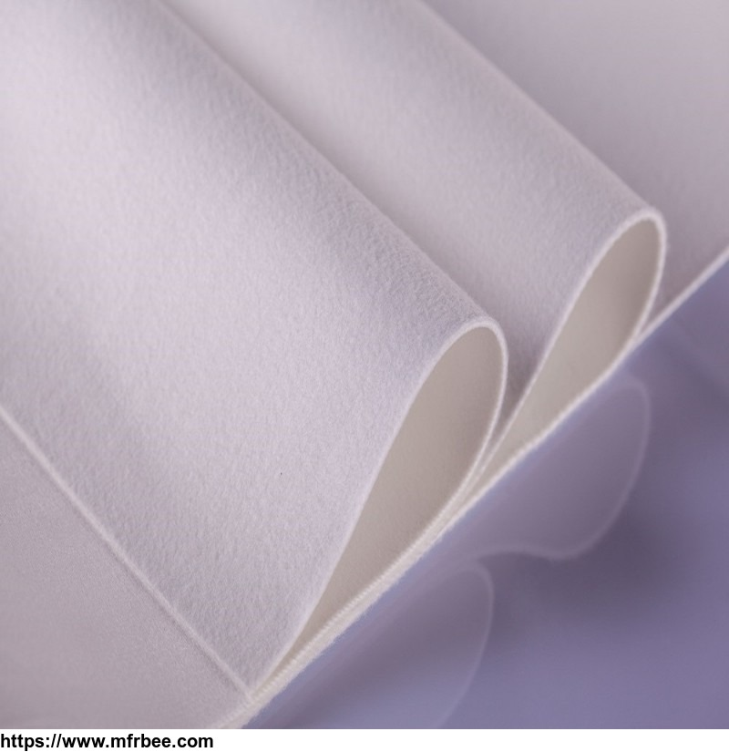 Higher cost performance Polyester(PET) Non-woven fabric filter cloth