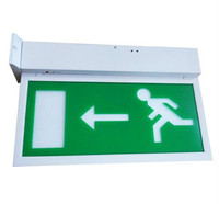 Emergency Exit Safety Sign