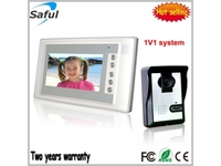 Saful TS-YP803 7-inch TFT LCD wired video door pho