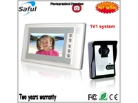 Saful TS-YP803DVR 7-inch TFT LCD wired video door