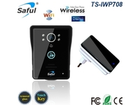Saful TS-IWP708 wifi video door phone   wireless i
