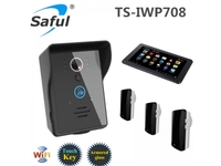 Saful TS-IWP708 wifi video door phone   tablet   d